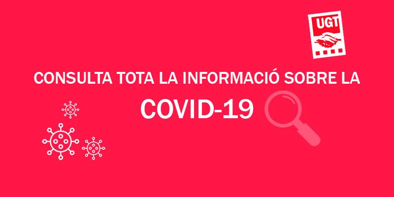 Informació Covid 19